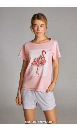 Пижама женская c шортами Ellen LNP 307/001