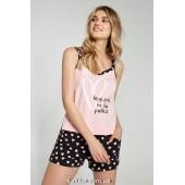 Пижама женская c шортами Ellen LNP 349/001