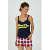 Пижама женская c шортами Ellen Flaming LPK 4170/02/01
