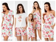 Яркое лето в домашней одежде от ТМ ELLEN «Fruit Sparkle»