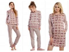 Пижамы от ТМ ELLEN согреют ваши «Сердца»