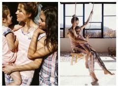 Пижамы и ночные сорочки от ТМ ELLEN коллекции весна-лето 2019 «Модная клетка»