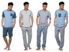 Мужские пижамы от ТМ ELLEN коллекция лето 2018