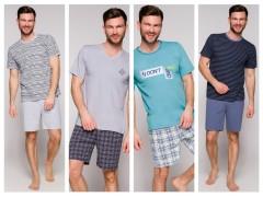 Мужские пижамы с шортами  от ТМ Taro коллекция весна-лето 2019