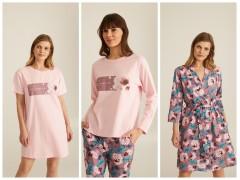 """Самые красивые и уютные пижамы для осенних ночей из коллекции """"Violet"""" от TM Ellen"""